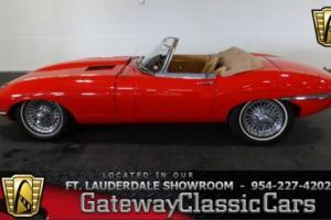 1962 Jaguar XK Photo