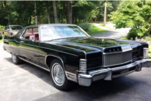 1974 Lincoln Continental continental
