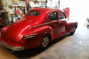 1947 Lincoln MKZ/Zephyr