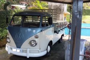 1971 Volkswagen Bus/Vanagon Brazil