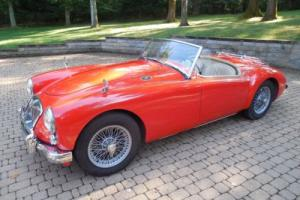 1962 MG MGA MGA Mark II