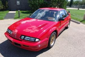 1989 Pontiac Grand Prix ASC McLaren Turbo Photo