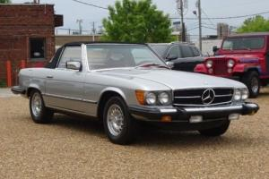 1978 Mercedes-Benz SL-Class Photo