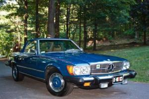 1974 Mercedes-Benz 400-Series
