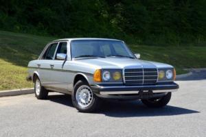 1984 Mercedes-Benz 300-Series TD