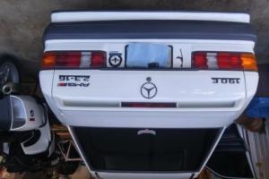 1987 Mercedes-Benz 190-Series 4 door sedan