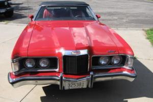 1973 Mercury Cougar RX7