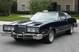 1976 Mercury Montego MX - REFRESHED - 69K MILES