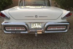 1958 Oldsmobile 4 Dr HT
