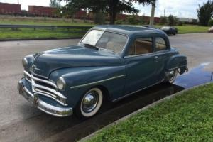 1950 Plymouth Special deluxe Special deluxe