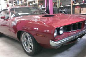 1971 Plymouth Barracuda Barracuda