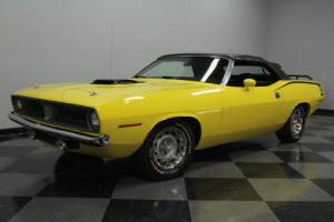 1970 Plymouth Barracuda 440 6-Pack