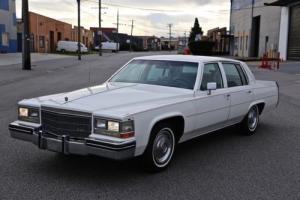 1984 Cadillac Deville ALL Original Survivor in VIC