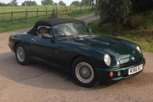 MG RV8 3.9 MGRV8 GENUINE UK CAR LOVELY CONDITION LOTS OF MONEY SPENT for Sale