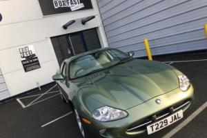 1999 Jaguar XK8 - Only 26,000 miles and 1 Owner From New.