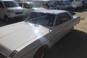 Chrysler Valiant VF Coupe