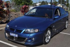 2002 VX11 15th Anniversary HSV R8 Clubsport in QLD