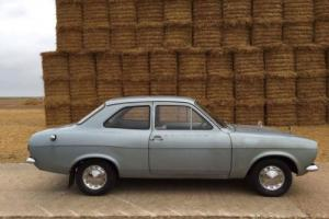 1968 FORD ESCORT SUPER DELUXE MK1 2FORMER KEEPERS TOTALLY STANDARD WITH MOT