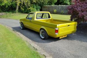 MK1 VW CADDY PICKUP