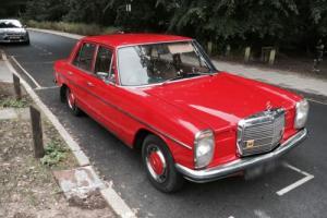 Mercedes 220D 1973 W115