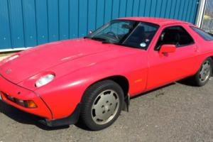 """PORSCHE 928S 4.7 MANUAL NON SUNROOF 1982 """"relisted due to timewaster"""" Photo"""