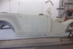 1973 mg midget refurbished body