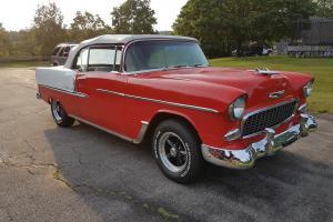 Chevrolet: Bel Air/150/210 Base Convertible 2-Door