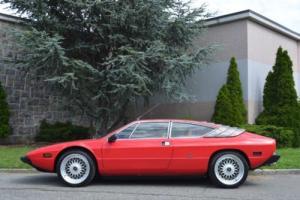 1976 Lamborghini Urraco Photo
