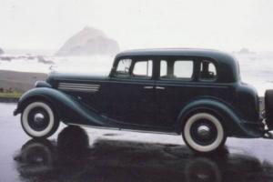 1935 Buick Other Series 40 / sedan