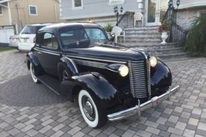1938 Buick SPECIAL 8 1938 BUICK SPECIAL COUPE