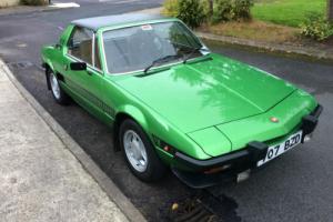 Fiat X19 special