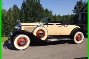 1930 Cadillac Lasalle Photo
