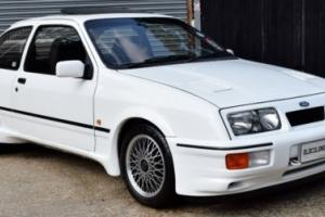 Stunning Ford Sierra RS Cosworth 3 Door - Amazing History