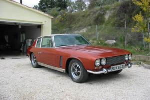 JENSEN INTERCEPTOR SERIES 1