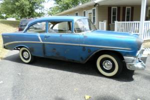 1956 Chevrolet Bel Air/150/210 1956 210 2dr