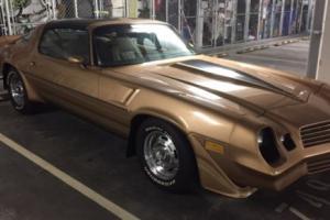 Chevrolet: Camaro Z28