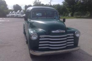 1953 Chevrolet Suburban 3100