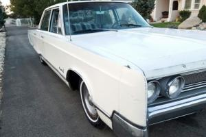 1967 Chrysler Newport 4DR