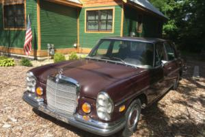 1973 Mercedes-Benz 200-Series 280 SE
