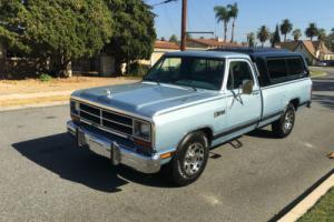 1987 Dodge Other Pickups D-250