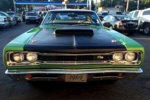 1969 Dodge Coronet Real Super Bee A12 tribute