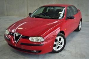 Alfa Romeo 1999 Automatic 156 Sports Unreg