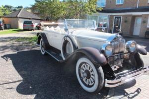 p/ex 1928 BUICK 28-55 DELUXE SPORT OPEN TOURING, LWB RARE VINTAGE Rolls,cadillac