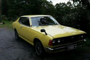Datsun 180B SSS Coupe in VIC