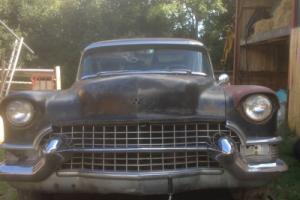 1955 cadillac fleetwood lowrider hotrod Photo