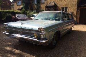 1965 Plymouth Fury 1 Wagon