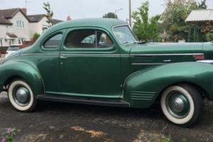 Dodge 1939 Dodge D11 Luxury Liner, Classic, Business Coupe, Hot Rod