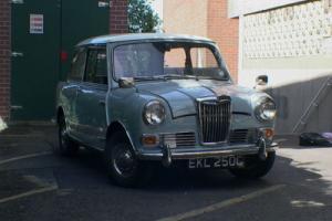 1965, Riley Elf Mk-2, fully restored, 65,190 miles - Like Mini, Hornet, Imp etc