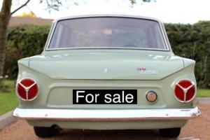 MK1 Ford Cortina early UK 2-door