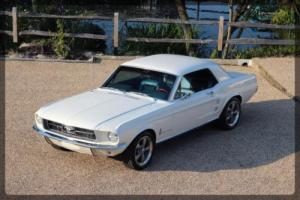 Ford Mustang 302 Coupe direct from Arizona, Classic Mk1 shape